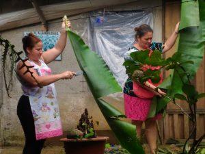 banana leaves-tamales-CostaRica